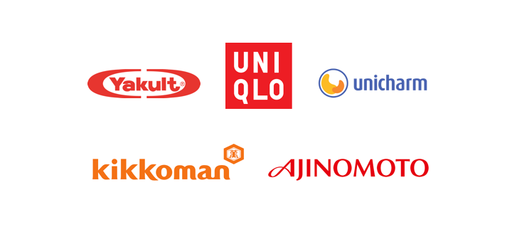 Newly Global Japanese Brands